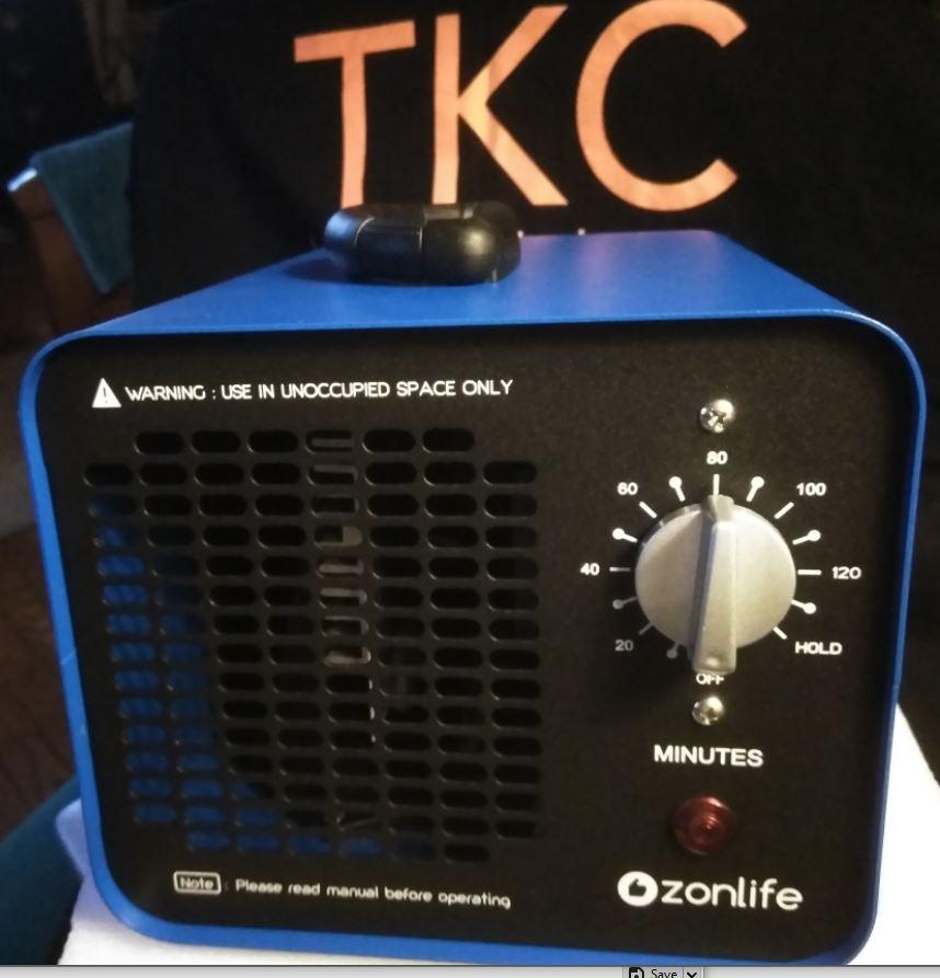 TKC Ozone Generator